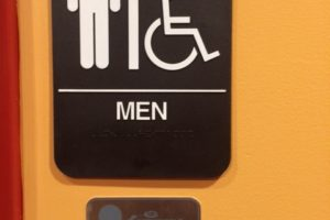 Men's Room Changing Tables