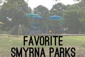 Favorite Smyrna Parks for Toddlers