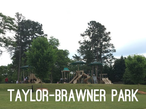 Playground at Taylor-Brawner Park
