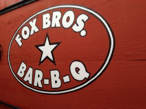 Fox Brother's Sign
