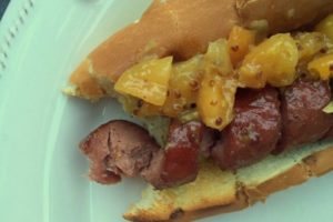 Spiral Hot Dog