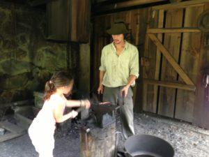 lena blacksmith