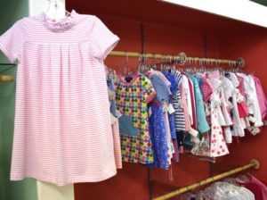 They have the cutest play clothes perfect for preschool or a day at the park.