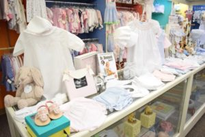 Bring home baby in one of these sweet newborn gowns.