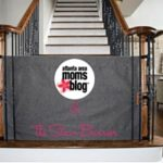 Toddler Triumphs: The Stair Barrier Put to the Test {Sponsored Post}