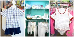From school clothes, to special occasions, to swim wear - Gretchen's has it all!