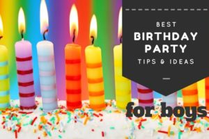 Birthday Party Ideas for Boys Atlanta Moms