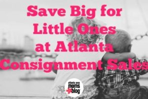 Save Big at Consignment Sales