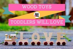 wood toys toddlers will love