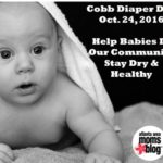 Cobb Diaper Day – Mom to Mom Help for Babies in Need