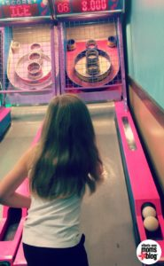 Skee Ball at Stevi B's