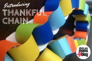 Thankfulness Chain