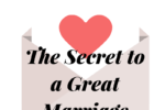 The Secret to a Great Marriage | Atlanta Area Moms Blog
