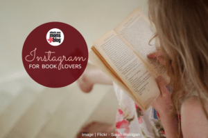Instagram for Book Lovers | Atlanta Area Moms Blog