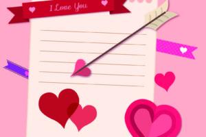 Valentine's Day Scrapbooking Elements_1