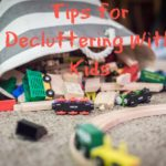 Tips for Decluttering With Kids