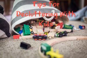 Tips for Decluttering with Kids | Atlanta Area Moms Blog
