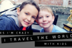 Traveling the world with kids--it's not crazy at all | Atlanta Area Moms Blog