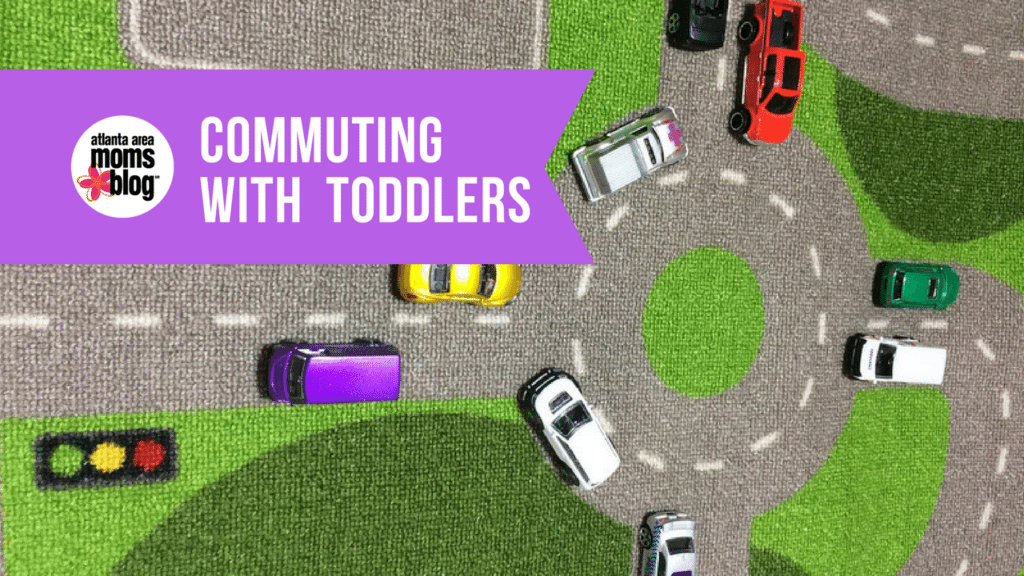 Commuting with a toddler