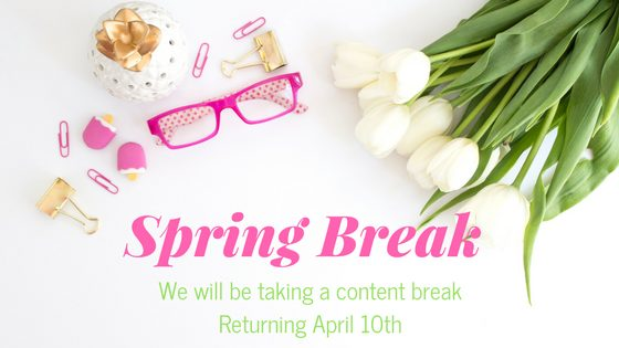 Spring Break | Atlanta Area Moms Blog
