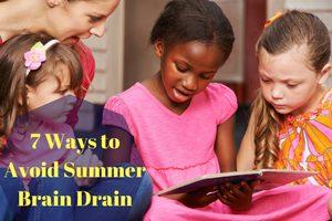 7 Ways to Avoid Summer Brain Drain | Atlanta Area Moms Blog
