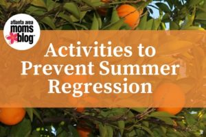 Summer Learning Regression & How to Prevent It {w/ Primrose}