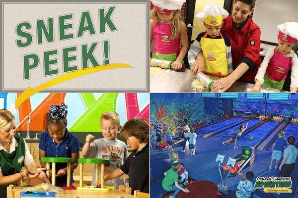 Children's Learning Adventure Sneak Peek