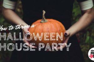 Halloween Open House Party | Atlanta Area Moms Blog |