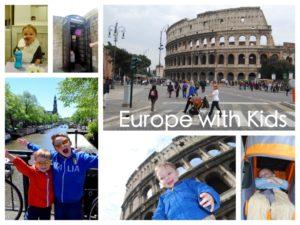kids, europe, travel, packing, family