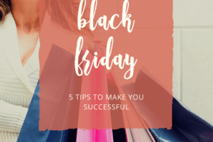 How to Black Friday