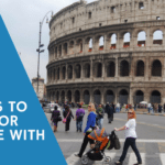 Top 5 Things to Bring to Europe with Kids
