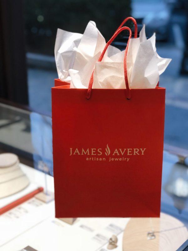 james avery bag