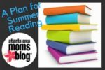 A Plan for Summer Reading