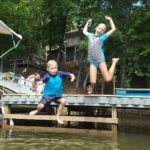 Taking The Leap…Why Our Kids Need to See Us Doing the Scary Stuff