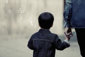 Accepting My Son's Autism Diagnosis