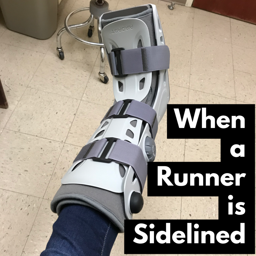When a Runner is Sidelined