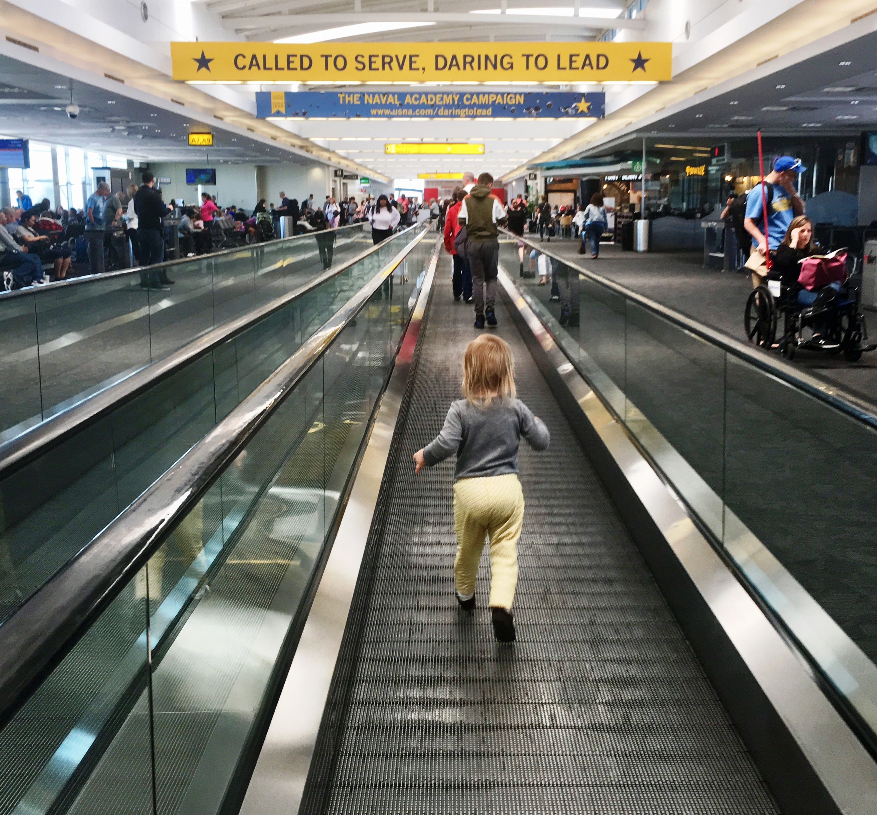 Have Toddler, Will Travel
