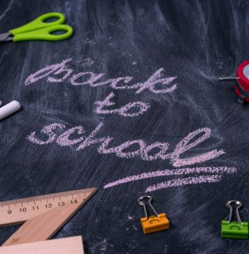 Back-to-School Time How to Get Back Into the Grind