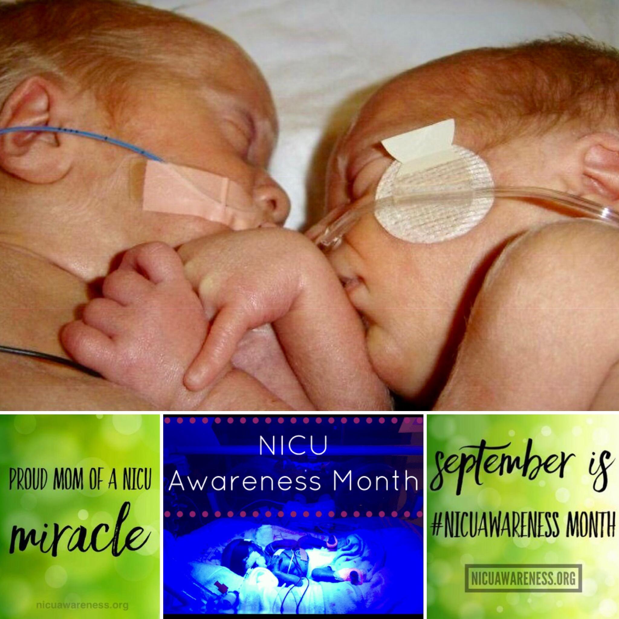 Memoirs of a NICU Mama: NICU Awareness Month