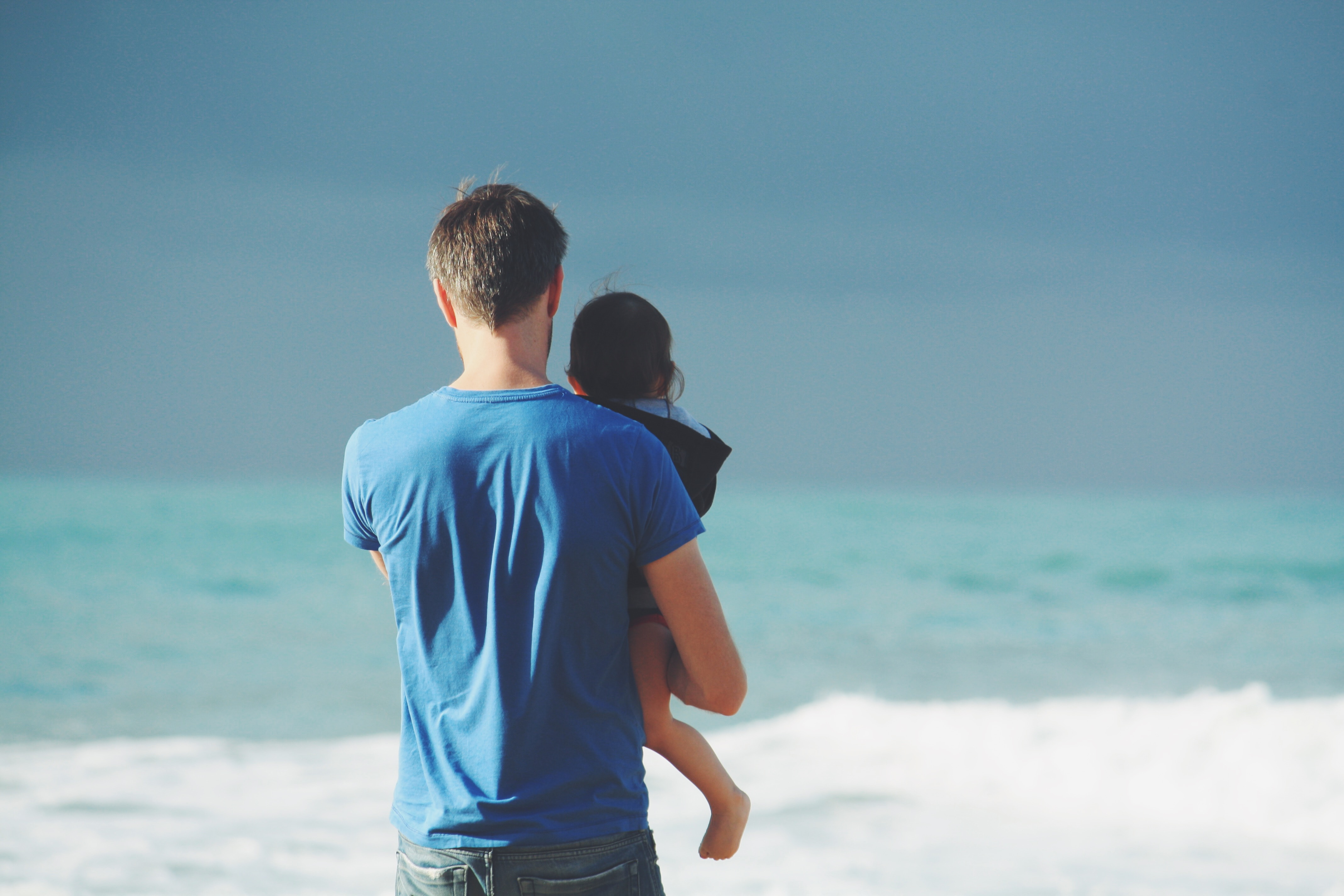 Letting Go and Letting My Partner Parent