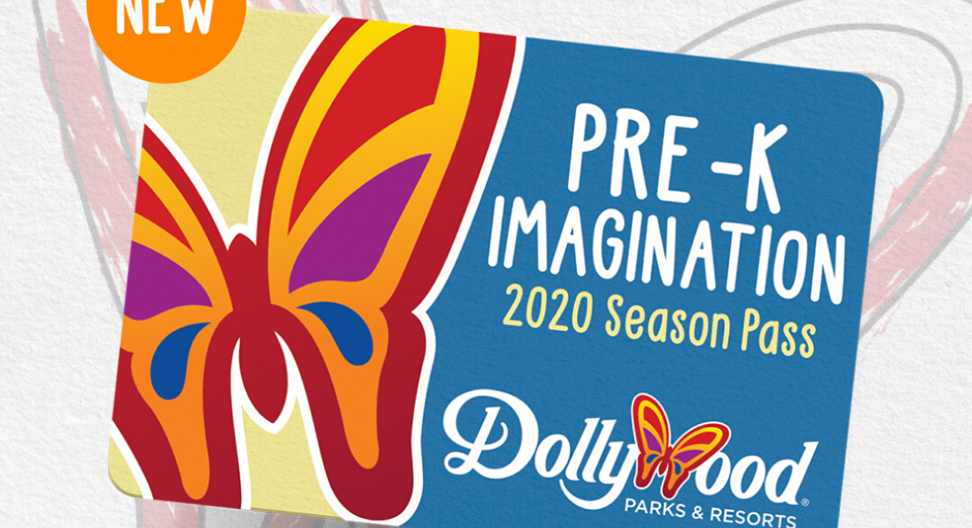 Dollywood's Pre-K Imagination Pass: Free for 2020 Season!
