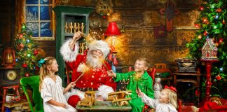 Magical Santa Experience with Nuvo Images {Reserve your spot today}
