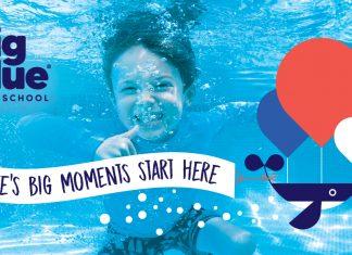 Saving Lives Year-Round with Big Blue Swim School