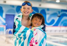 Big Blue Answers Your Big Questions: What to do When Your Child Starts Swim Lessons at Any Age