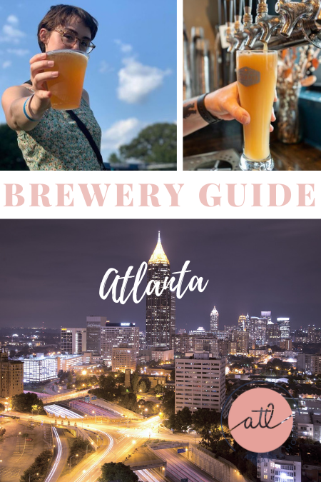 Atlanta Brewery Guide