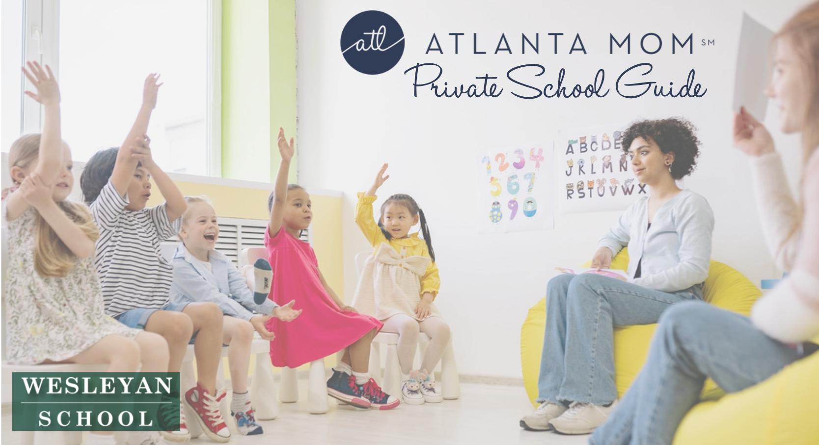 Atlanta Mom Atlanta Private School Guide