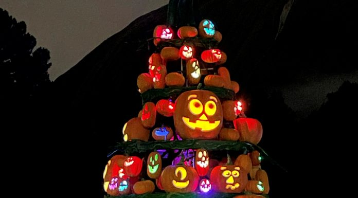 Stone Mountain Pumpkin Festival: Play by Day and Glow by Night