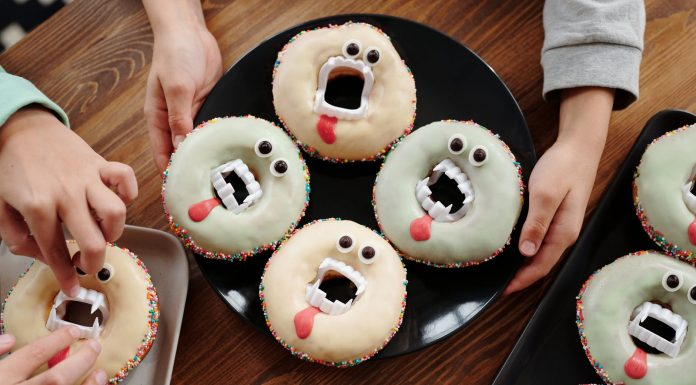 Ten Spooky Recipes to Make This Halloween