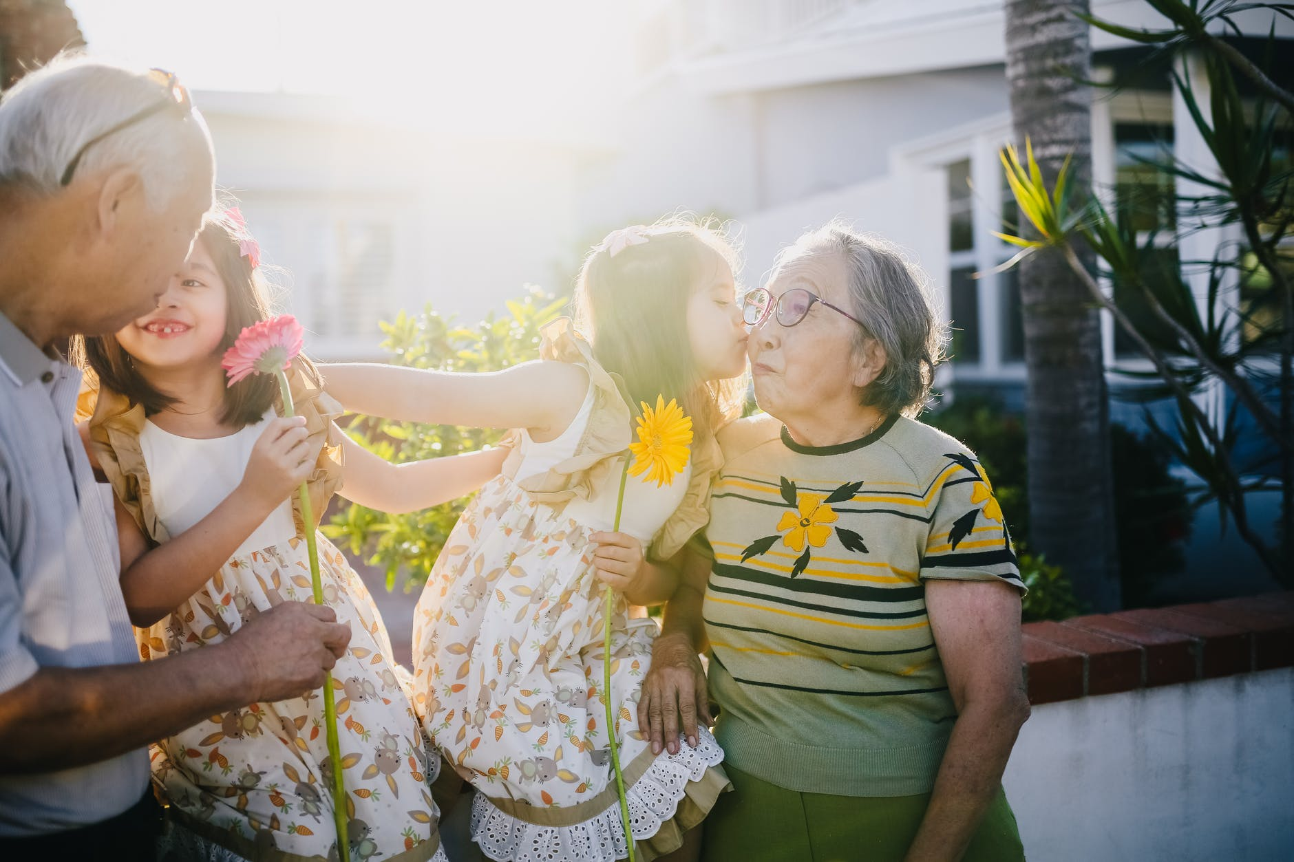 Three Thoughts on Grand Parents