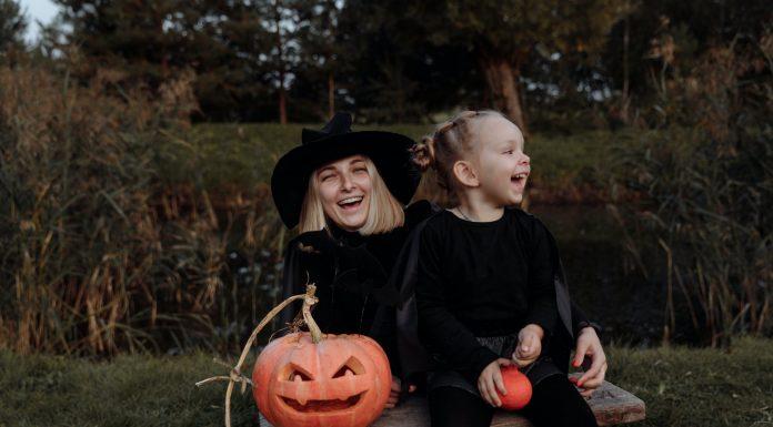 Three Types of Fall Moms